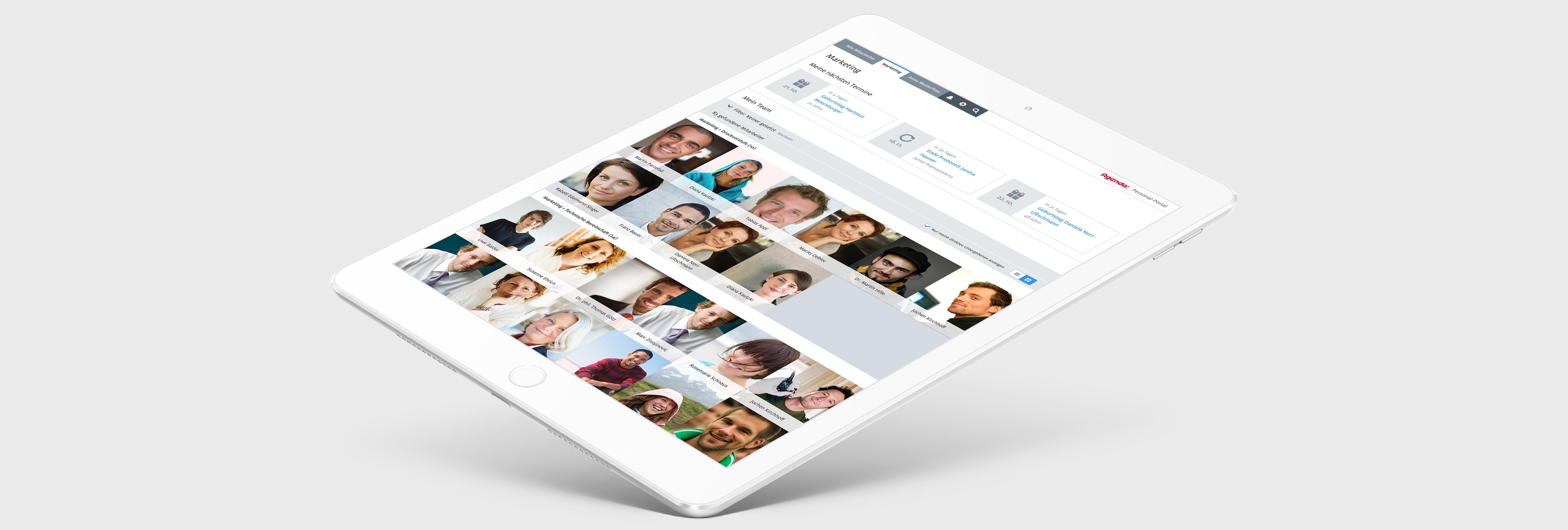 Agenda Personal-Portal
